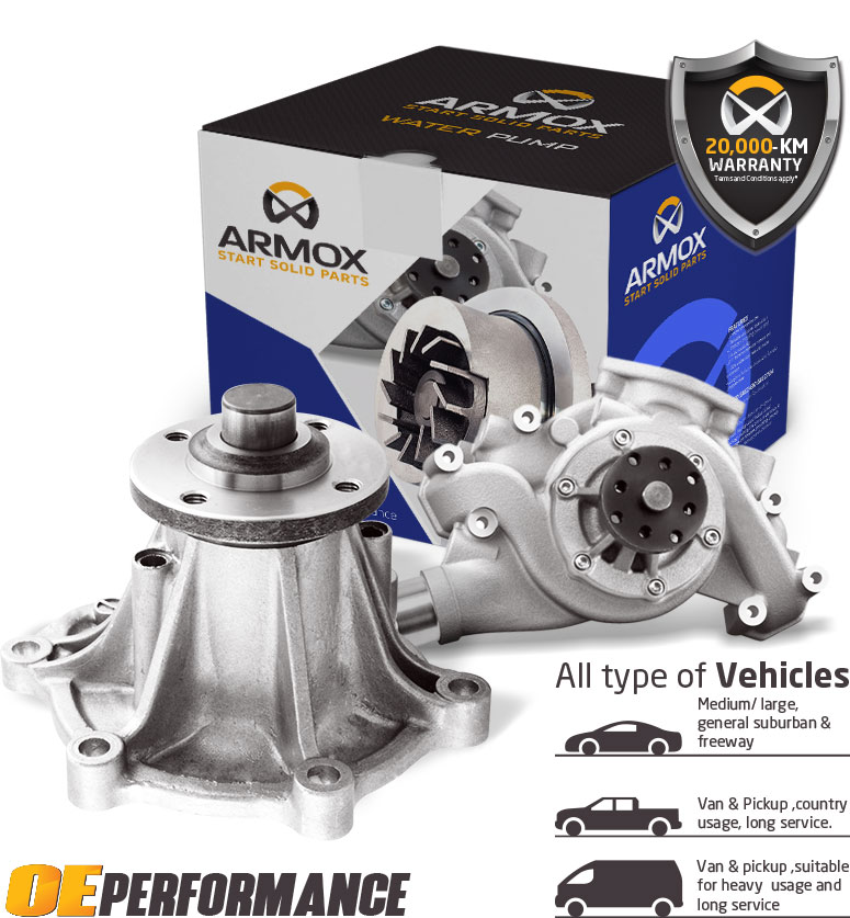 Cooling System – Armox Autos